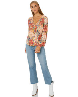MULTI WOMENS CLOTHING MINKPINK FASHION TOPS - MP1909400MULTI