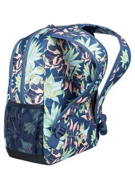 TRUE NAVY SWIM WOMENS ACCESSORIES ROXY BAGS + BACKPACKS - ERJBP03790BPZ6