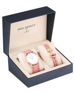 WHITE SAND WOMENS ACCESSORIES PAUL HEWITT WATCHES - PH-PM-5-MWHISA