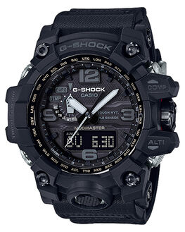 BLACK MENS ACCESSORIES G SHOCK WATCHES - GWG1000-1A1BLK