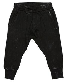 PIGMENT BLACK KIDS TODDLER BOYS MUNSTER KIDS PANTS - MK162TR02PBLK