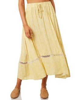 HONEY WOMENS CLOTHING RUSTY SKIRTS - SKL0449HON