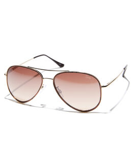 GOLD WOMENS ACCESSORIES LIIVE VISION SUNGLASSES - L0607BGLD