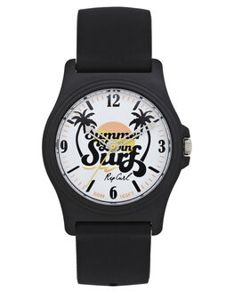 BLACK WOMENS ACCESSORIES RIP CURL WATCHES - A3189G0090