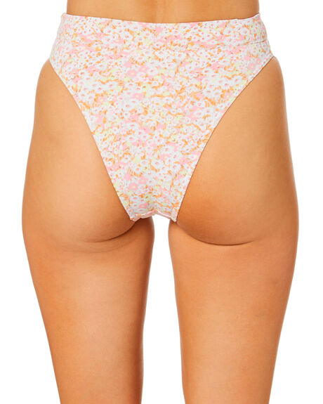 BLOSSOM FLORAL WOMENS SWIMWEAR THE HIDDEN WAY BIKINI BOTTOMS - H8212337BLSFL