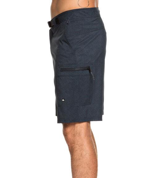 BLACK MENS CLOTHING QUIKSILVER BOARDSHORTS - EQMWS03123-KVJ0