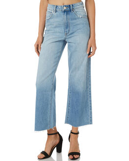 SUMMER JAM WOMENS CLOTHING A.BRAND JEANS - 71241-4030