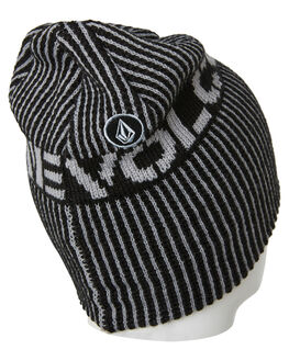 BLK MENS ACCESSORIES VOLCOM HEADWEAR - J5851909BLK