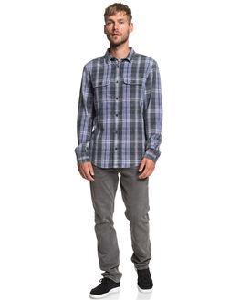 IRON GATE TANG MENS CLOTHING QUIKSILVER SHIRTS - EQYWT03785-KZM1