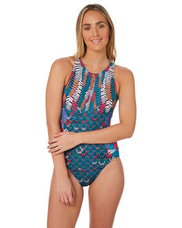 WOODSTOCK NORDIC WOMENS SWIMWEAR SPEEDO ONE PIECES - 2252D-7596WDSK