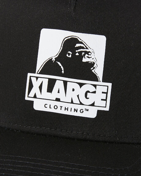 BLACK MENS ACCESSORIES XLARGE HEADWEAR - XL701310BLK