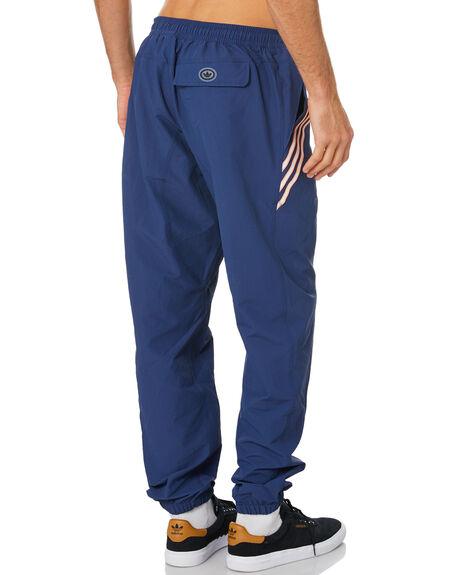 INDIGO BASE WHITE MENS CLOTHING ADIDAS PANTS - FU1010TIND