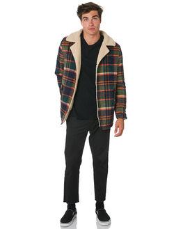 NAVY MENS CLOTHING SWELL JACKETS - S5194386NAVY