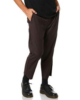 BROWN MENS CLOTHING THRILLS PANTS - TW20-404CBRN