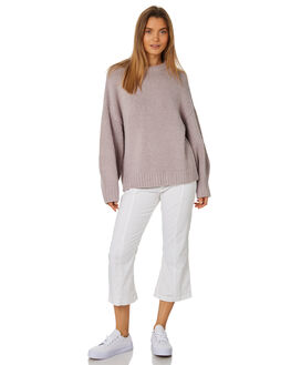 LAVENDER WOMENS CLOTHING ZULU AND ZEPHYR KNITS + CARDIGANS - ZZ2449LLAV