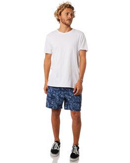 NAVY BLUE MENS CLOTHING RUSTY BOARDSHORTS - BSM1255NVY