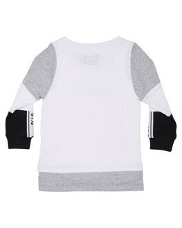 WHITE KIDS TODDLER BOYS ST GOLIATH TOPS - 2820015WHT