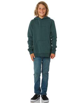 DARK FOREST KIDS BOYS BILLABONG JUMPERS + JACKETS - 8595607DFST