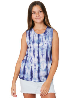 MULTI KIDS GIRLS SWELL TOPS - S6202008MULTI