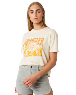 BUTTERCREAM WOMENS CLOTHING WRANGLER TEES - W-951510-MC8