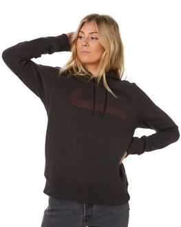 VINTAGE BLACK WOMENS CLOTHING VOLCOM JUMPERS - B3112075VBK