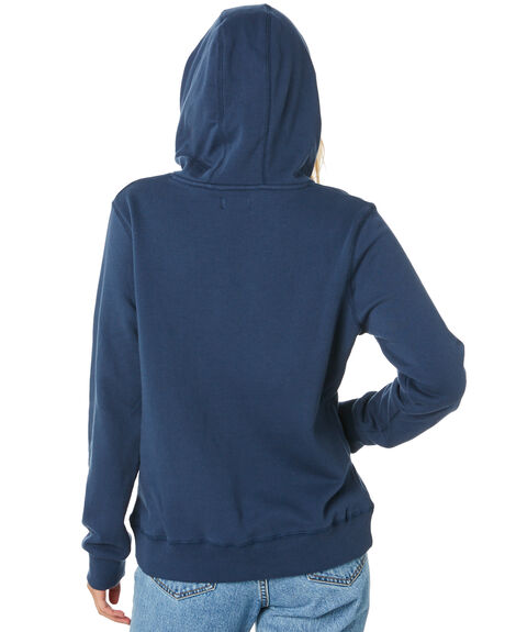 DUSTY NAVY WOMENS CLOTHING ELWOOD JUMPERS - W01202DNAVY