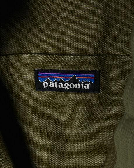 FATIGUE GREEN MENS ACCESSORIES PATAGONIA HEADWEAR - 22330FTGRN