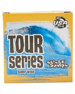 NATURAL BOARDSPORTS SURF STICKY BUMPS WAX - SB75W-ANAT
