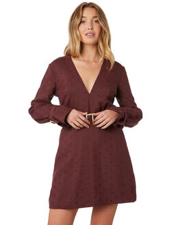 SANGIOVESE WOMENS CLOTHING STEVIE MAY DRESSES - SL190532DSANG
