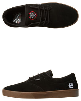 BLACK GUM MENS FOOTWEAR ETNIES SNEAKERS - 4107000518-964