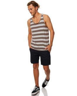 VINTAGE TOBACCO MENS CLOTHING RHYTHM SINGLETS - JUL17-CS02-TOB