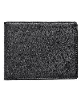 ALL BLACK MENS ACCESSORIES NIXON WALLETS - C765001