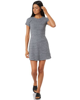 GREY MARLE WOMENS CLOTHING MINKPINK DRESSES - MB17X1050JGREYM