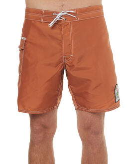 ROASTED ORANGE MENS CLOTHING KATIN BOARDSHORTS - TRWATS17RORG