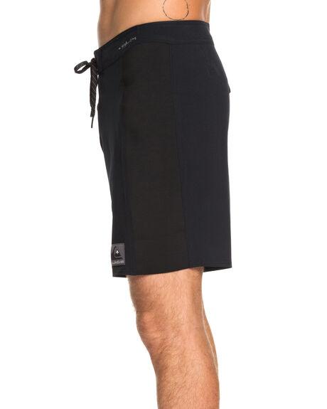 BLACK MENS CLOTHING QUIKSILVER BOARDSHORTS - EQYBS04230-KVJ0