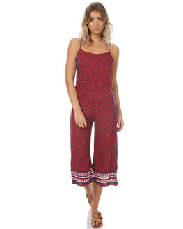 WINE WOMENS CLOTHING THE HIDDEN WAY PLAYSUITS + OVERALLS - H8174453WINE