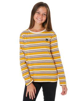 HONEY STRIPE KIDS GIRLS EVES SISTER TOPS - 9531001STR2