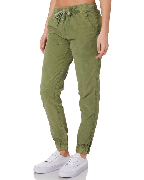 ARMY OUTLET WOMENS SWELL PANTS - S8172198ARMY