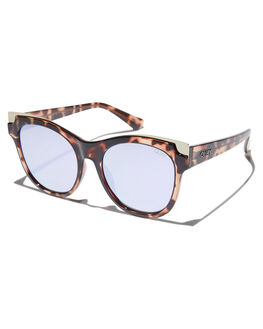 TORT GOLD WOMENS ACCESSORIES QUAY EYEWEAR SUNGLASSES - QW-000480TORGD