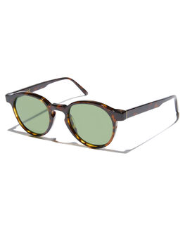 GREEN MENS ACCESSORIES SUPER BY RETROSUPERFUTURE SUNGLASSES - WQQGRN