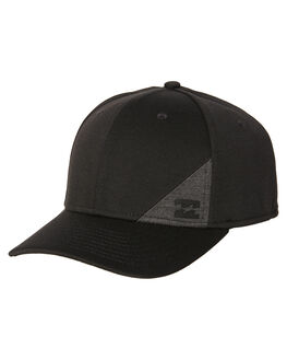 BLACK MENS ACCESSORIES BILLABONG HEADWEAR - 9681337ABLK