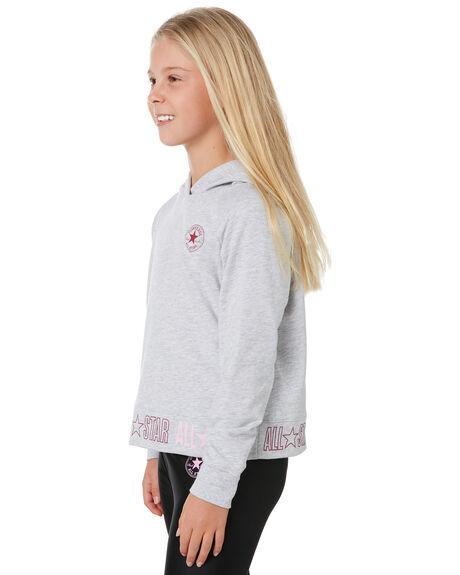 LUNAR ROCK HEATHER KIDS GIRLS CONVERSE JUMPERS + JACKETS - R46A282K3G