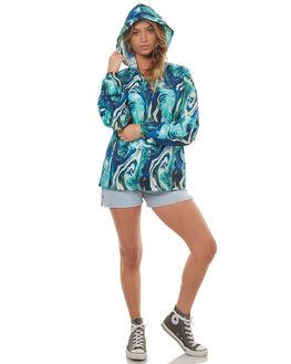 RIVERMOUTH WOMENS CLOTHING PATAGONIA JACKETS - 27305RMAB