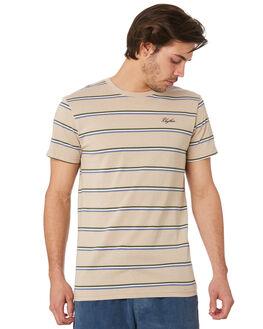 SAND MENS CLOTHING RHYTHM TEES - OCT19M-CT04-SAN