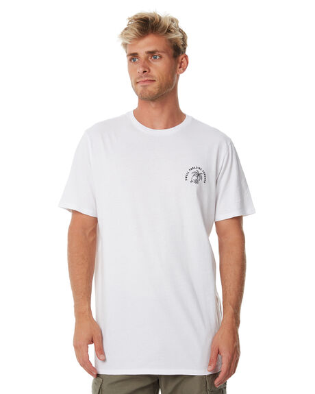 WHITE MENS CLOTHING SWELL TEES - S5184002WHITE