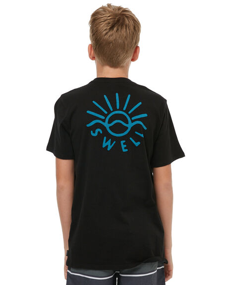 BLACK OUTLET KIDS SWELL CLOTHING - S3183001BLACK