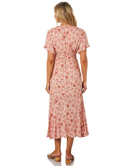 MULTI WOMENS CLOTHING MINKPINK DRESSES - MP1908463MULTI