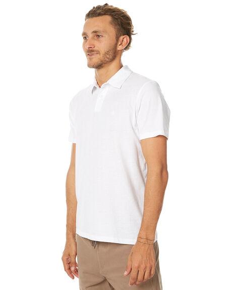 WHITE MENS CLOTHING VOLCOM SHIRTS - A0111600WHT