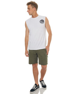 BEETLE MENS CLOTHING QUIKSILVER SHORTS - AQMWS03043GQM0