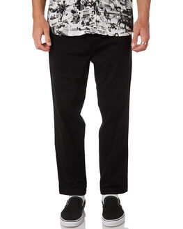 BLACK MENS CLOTHING INSIGHT PANTS - 5000003795BLK